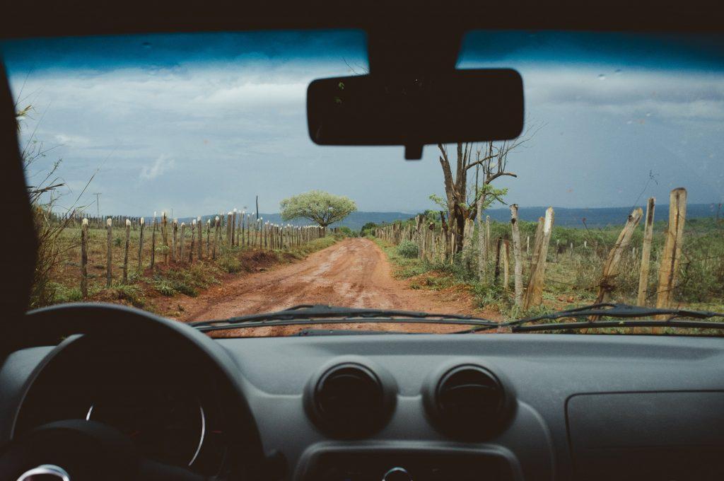 Road trip au Brésil